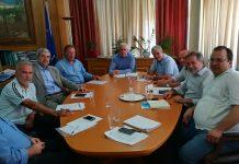 Συνάντηση Αποστόλου με την Εθνική Διεπαγγελματική Οργάνωση Ελαιολάδου
