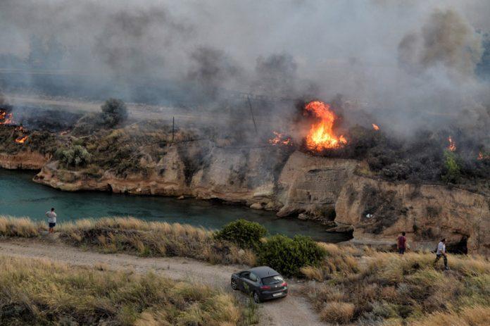 Επιστολή ΓΕΩΤ.Ε.Ε. προς τη Βουλή για σχεδιασμό εθνικής πολιτικής αντιμετώπισης πυρκαγιών