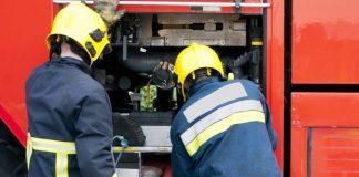 Καλαμπάκα: Ολοσχερής καταστροφή ποιμνιοστάσιου από πυρκαγιά