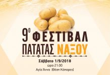 Νάξος: Εξακόσια κιλά τηγανητές πατάτες σε μία γιγαντιαία μερίδα