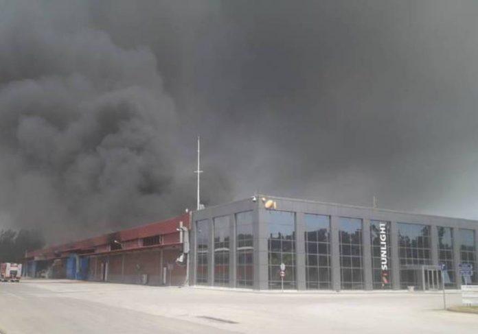 Στα 66 εκατ. ευρώ ανήλθε η αποζημίωση για την πυρκαγιά στο εργοστάσιο της Sunlight στην Ξάνθη