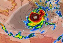 Πολύ αυξημένη η πιθανότητα δημιουργίας μεσογειακού κυκλώνα στο Ιόνιο από το βράδυ της Πέμπτης 27/9