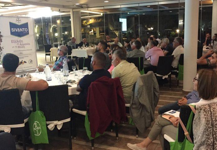 Λανσάρισμα του νέου φυτοπροστατευτικού Sivanto prime της Bayer στην Κρήτη
