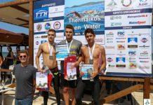 Με μεγάλη επιτυχία πραγματοποιήθηκε ο κολυμβητικός Αγώνας Ανοιχτής Θάλασσας «Thermaikos Open Water 2018»