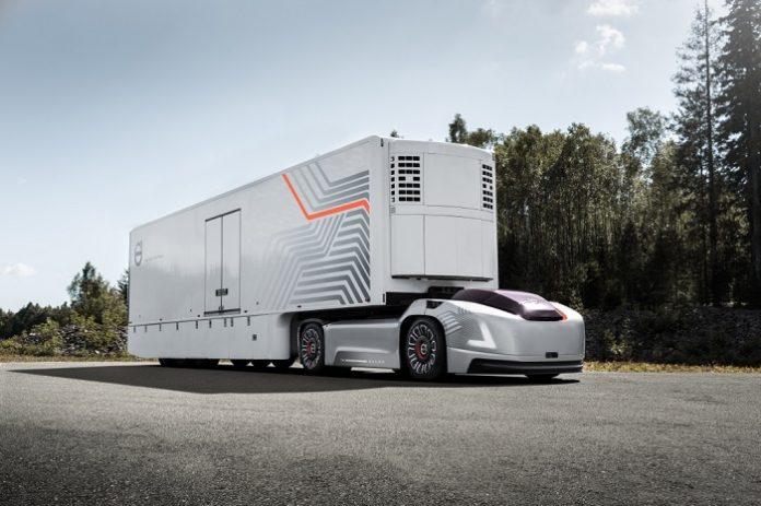 Μελλοντικό σύστημα μεταφορών με αυτόνομα ηλεκτρικά οχήματα από την Volvo Trucks
