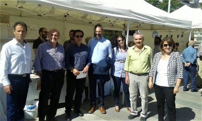 Με παρουσία Τελιγιορίδου η 2η γιορτή μελιού στην Κοζάνη