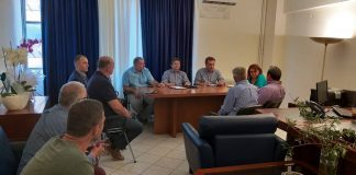 Συνάντηση της Ολυμπίας Τελιγιορίδου με την νέα Ομοσπονδία Χοιροτροφικών Συλλόγων