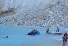 Αδιέξοδο με το άνοιγμα της διάσημης παραλίας του Ναυαγίου στη Ζάκυνθο