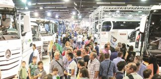 H 3η διεθνής έκθεση Επαγγελματικών Αυτοκινήτων από τις 18/10 έρχεται στην Αθήνα