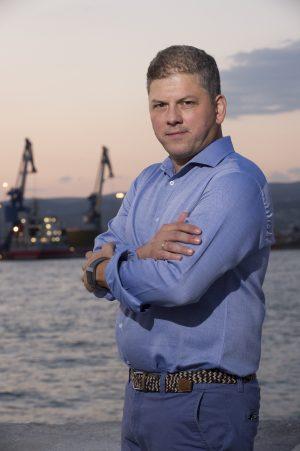 ο Σωτήρης Μπαντάς, Founder-CEO