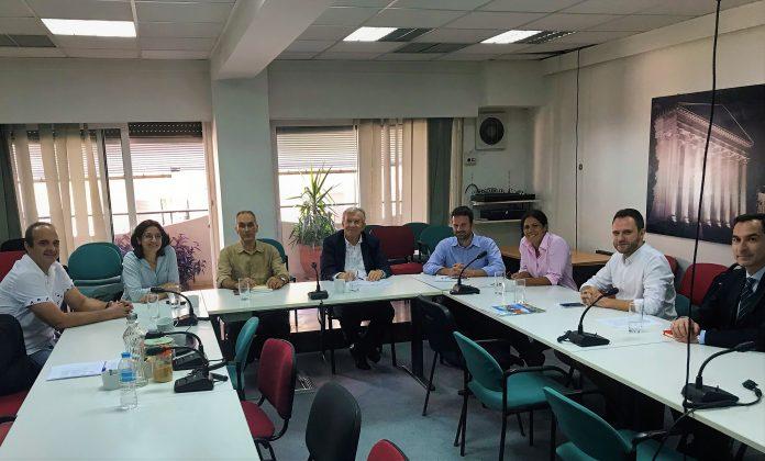 Συνάντηση Υφ. Περιβάλλοντος και Ενέργειας με περιβαλλοντικές ΜΚΟ