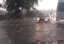 Κέρκυρα: Πλημμύρα και σκουπίδια στους δρόμους