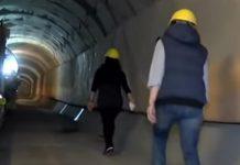 Κρήτη: Μέσα στη μεγαλύτερη σήραγγα της Ευρώπης που κόστισε 45 εκατ. ευρώ (βίντεο)