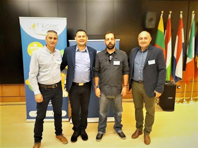 Η Π.Ε.Ν.Α. στον διαγωνισμό του καλύτερου Ευρωπαίου νέου αγρότη