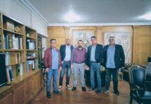 Καίρια ζητήματα των αγελαδοτρόφων στη ατζέντα της συνάντησης ΕΧΦΕ με Αραχωβίτη και Τελιγιορίδου