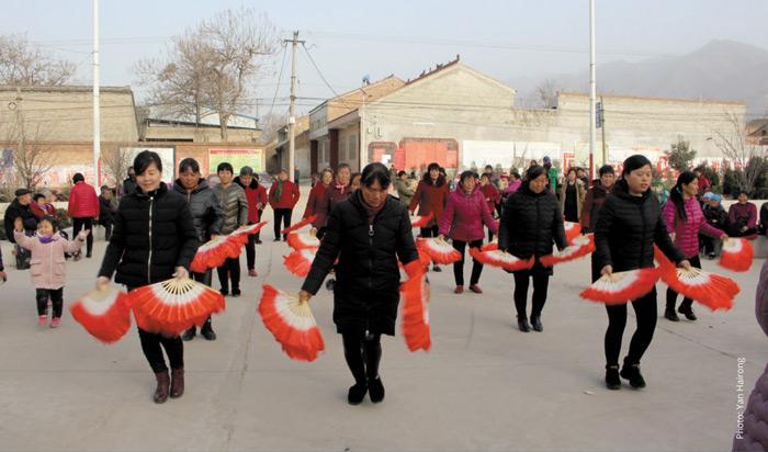 Αγροτική κοινότητα Puhan, επαρχία Shanxi, Κίνα
