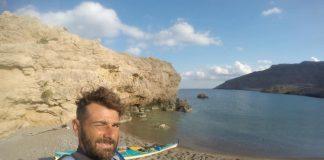 Από την Κεφαλλονιά στην Κωνσταντινούπολη με καγιάκ για τον σύγχρονο Οδυσσέα