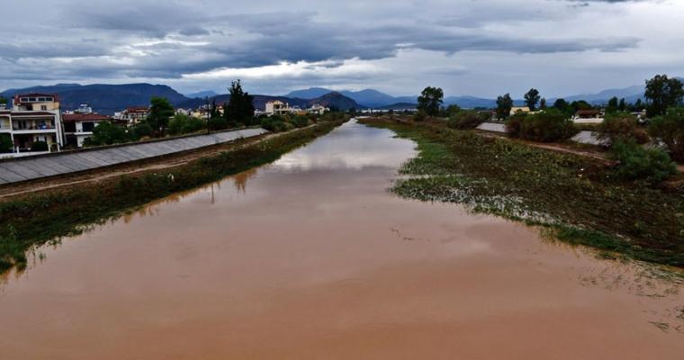 Στην Αργολίδα, σοβαρές ζημιές καταγράφονται στις περιοχές των Σχοινοχωρίου, Κιβερίου, Σκαφιδακίου