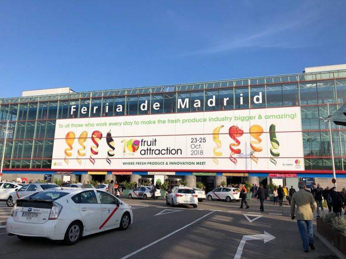 O ΑΣΕΠΟΠ Βελβεντού στη διεθνή έκθεση Fruit Attraction Madrid