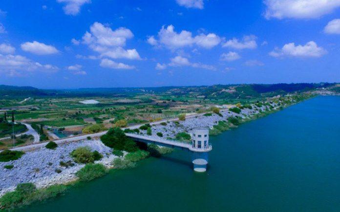 Έργα τουριστικής ανάδειξης στη Λίμνη Πηνειού