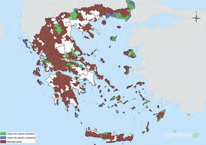 Ο τελικός χάρτης της Εξισωτικής 2018