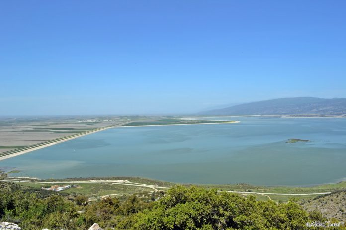 Η λίμνη Κάρλα στην επίσημη ιστοσελίδα της Ευρωπαϊκής Επιτροπής