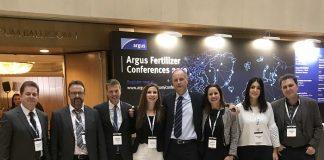 Με την υποστήριξη του ΣΠΕΛ η 32η Annual Argus Europe Fertilizer 2018 στην Αθήνα
