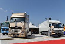 Η Mercedes-Benz στην 3η Διεθνή Έκθεση Επαγγελματικών Οχημάτων Transport Show 2018