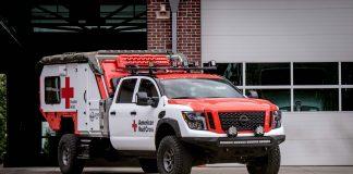 """Η Nissan και ο Αμερικανικός Ερυθρός Σταυρός """"ρίχνουν"""" στην μάχη το απόλυτο TITAN"""