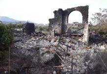 Ολοσχερής καταστροφή για το υπερσύγχρονο οινοποιείο – ρακοκάζανο στην Κρήτη