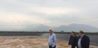 Περιφέρεια Πελοποννήσου: «Αρδεύονται άμεσα μεγάλες εκτάσεις σε Κουτσοπόδι και Μυκήνες»