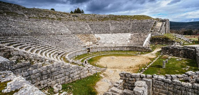 To Σάββατο 3 Νοεμβρίου η έναρξη της Πολιτιστικής Διαδρομής των Αρχαίων Θεάτρων