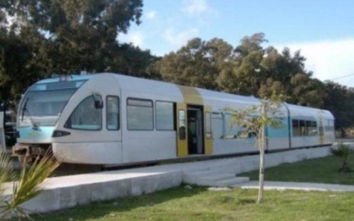 «SMART» τρένο στη διαδρομή Κατάκολο – Πύργος – Αρχ. Ολυμπία