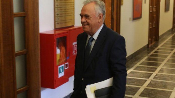 Συνάντηση του Ι. Δραγασάκη με τον διευθύνοντα σύμβουλο της ΤΙΤΑΝ ΑΕ