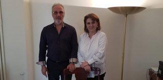 Συνάντηση στελεχών της Ε.Α.Σ. Νάξου με την Ολ. Τελιγιορίδου στο ΥΠΑΑΤ