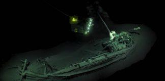 Εμπορικό ελληνικό πλοίο βρέθηκε στη Μαύρη Θάλασσα, αποτελεί το αρχαιότερο άθικτο ναυάγιο στον κόσμο