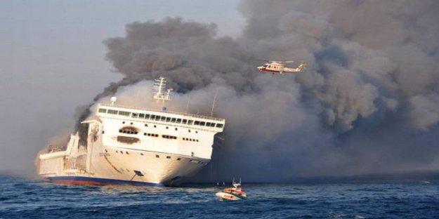 Υπό πλήρη έλεγχο η πυρκαγιά στο λιθουανικό πλοίο στην Βαλτική