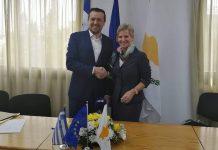 Συνεργασία Ελλάδας - Κύπρου στον τομέα της ψηφιακής γεωργίας
