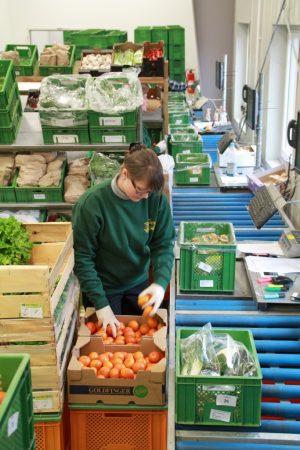 Οι πελάτες μας είναι πρόθυμοι να πληρώσουν περισσότερα για τα βιολογικά προϊόντα.