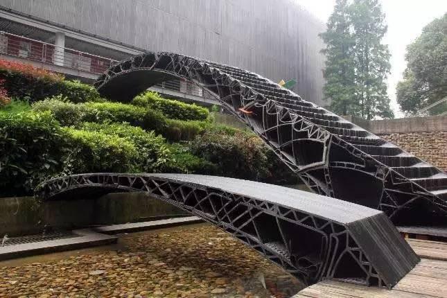 Κίνα: Γέφυρα από ρητίνη κατασκευάστηκε με τη μέθοδο τρισδιάστατης εκτύπωσης