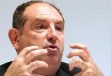 Βρυξέλλες: Συνέντευξη τύπου του προέδρου της ομάδας Οίνου της Copa-Cogeca, Thierry Coste,