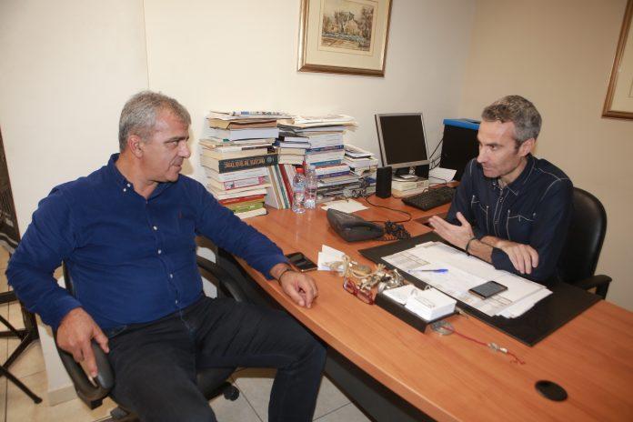 ΜΙΧΑΛΗΣ ΑΝΑΤΟΛΙΤΗΣ, πρόεδρος Συλλόγου Ελλήνων Σποροπαραγωγών και Σπορόφυτων (ΣΕΣΣΠ)