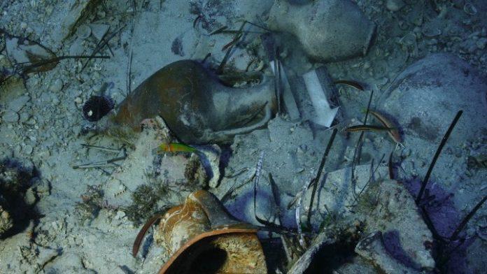 Αρχαία ναυάγια λεηλατούνται από αρχαιοκάπηλους ανοιχτά των αλβανικών ακτών