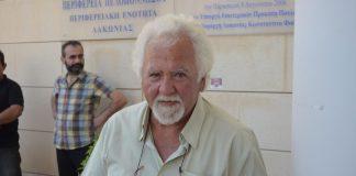 """""""Έφυγε"""" ο πρόεδρος των βιοκαλλιεργητών Δημήτρης Καραμπάσης"""