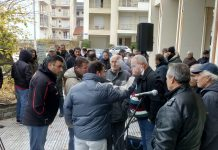 Στην περιφέρεια ΑΜ-Θ η διαμαρτυρία των κτηνοτροφικών Συλλόγων