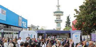 Το «Λεωφορείο της Μακεδονικής Κουζίνας» της ΠΚΜ ξεκίνησε το ταξίδι του στην Ευρώπη