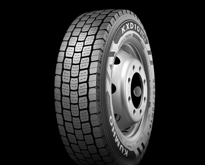 Νέα σειρά ελαστικών για επαγγελματικά οχήματα από την KUMHO