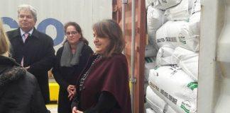 Ο Ποιοτικός και υγειονομικός έλεγχος των εισαγόμενων τροφίμων προτεραιότητα του ΥΠΑΑΤ