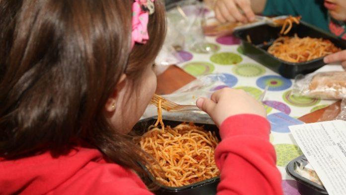 Το πρόγραμμα των σχολικών γευμάτων είναι πια κρατικός θεσμός, δήλωσε η Θεανώ Φωτίου