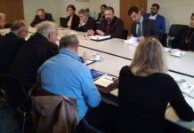 Συνάντηση Αραχωβίτη με τους Έλληνες ευρωβουλευτές και τη Μόνιμη Ελληνική Αντιπροσωπεία